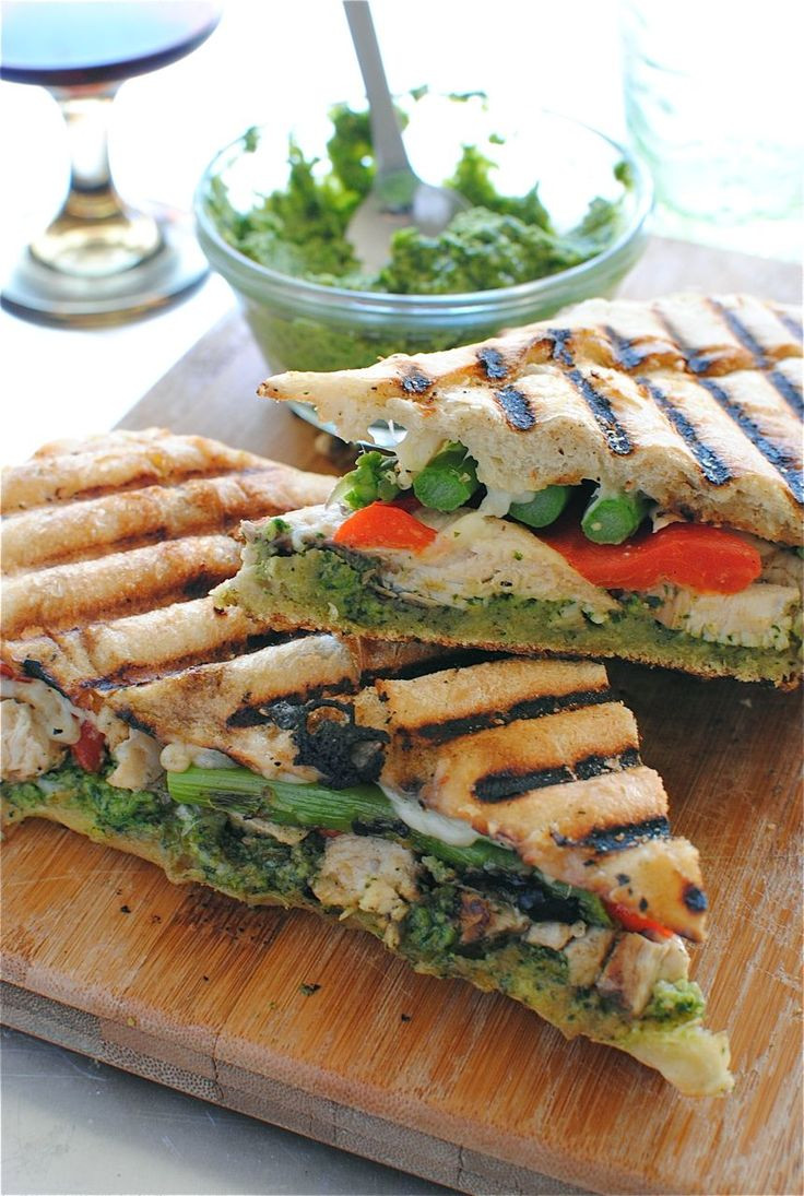 Healthy Panini Recipes  464 best Chicken Recipes to Try images on Pinterest