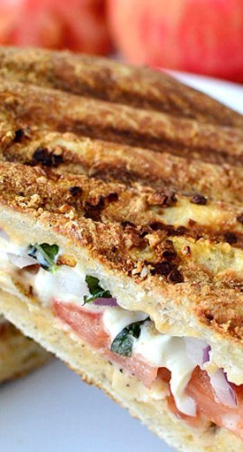 Healthy Panini Recipes  Best 25 Chicken panini ideas on Pinterest