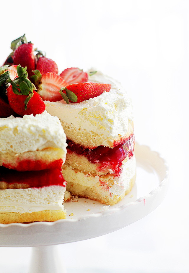 Healthy Party Desserts  Strawberry Short Cake – Best Cheap & Healthy Party Dessert