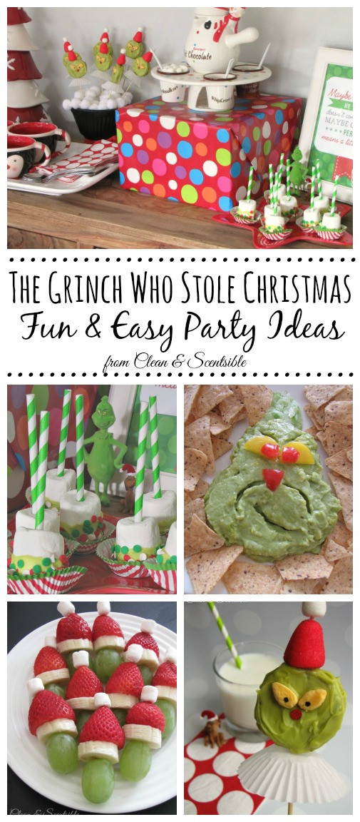 Healthy Party Desserts  Healthy Christmas Desserts for Kids