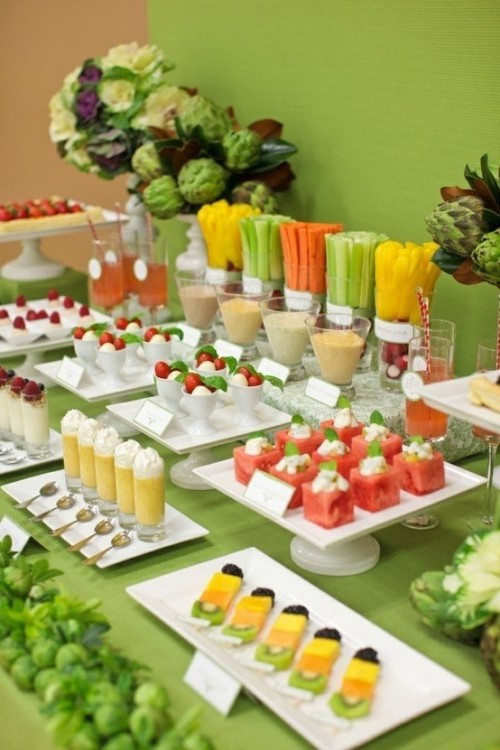 Healthy Party Snacks For Kids  Healthy food for kids birthday party Healthy Food Galerry