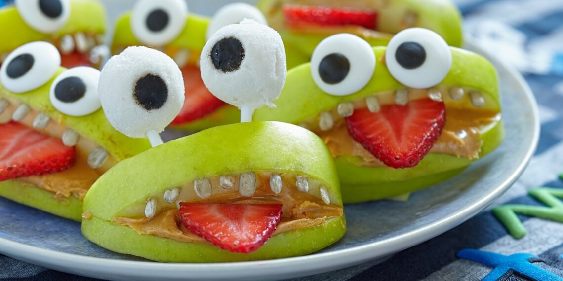 Healthy Party Snacks For Kids  Top 5 ideas for healthy party food for children