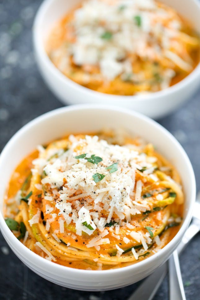 Healthy Pasta Noodles  Give These 17 Healthy Pasta Alternatives a Twirl Tonight