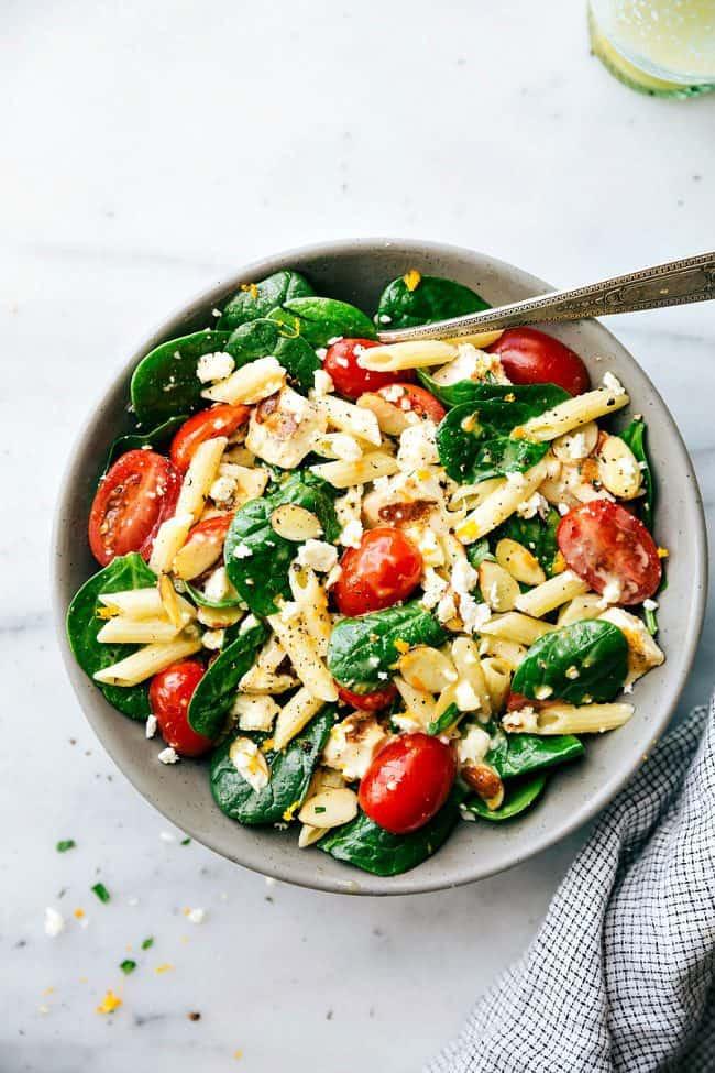 Healthy Pasta Salad Dressing  Healthy Chicken Pasta Salad