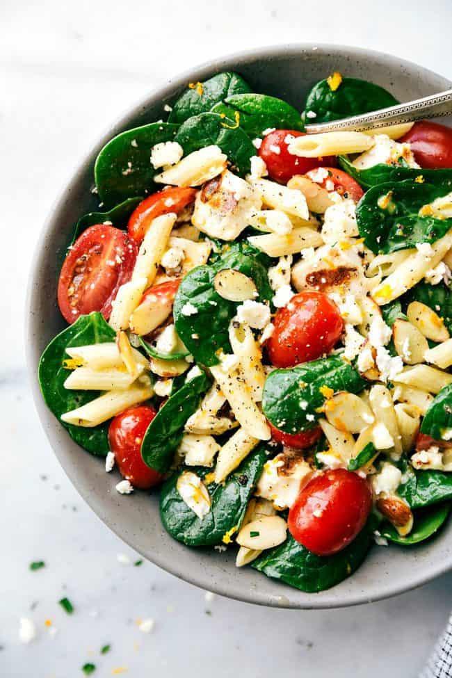 Healthy Pasta Salad Recipes  Healthy Chicken Pasta Salad