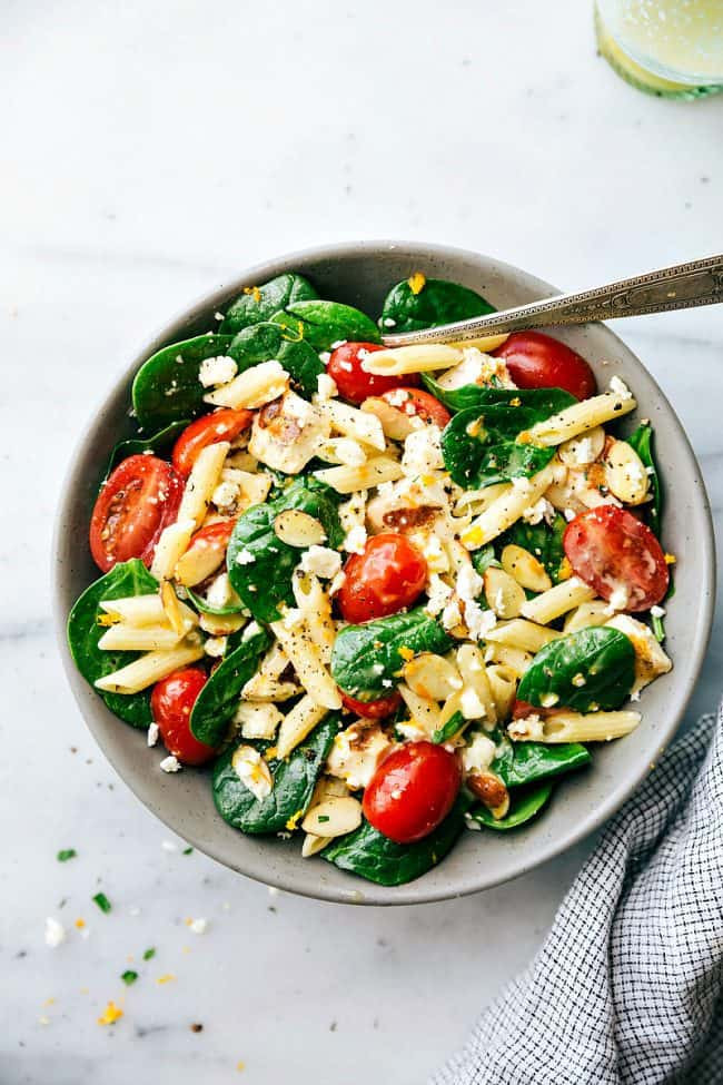 Healthy Pasta Salad with Chicken top 20 Healthy Chicken Pasta Salad