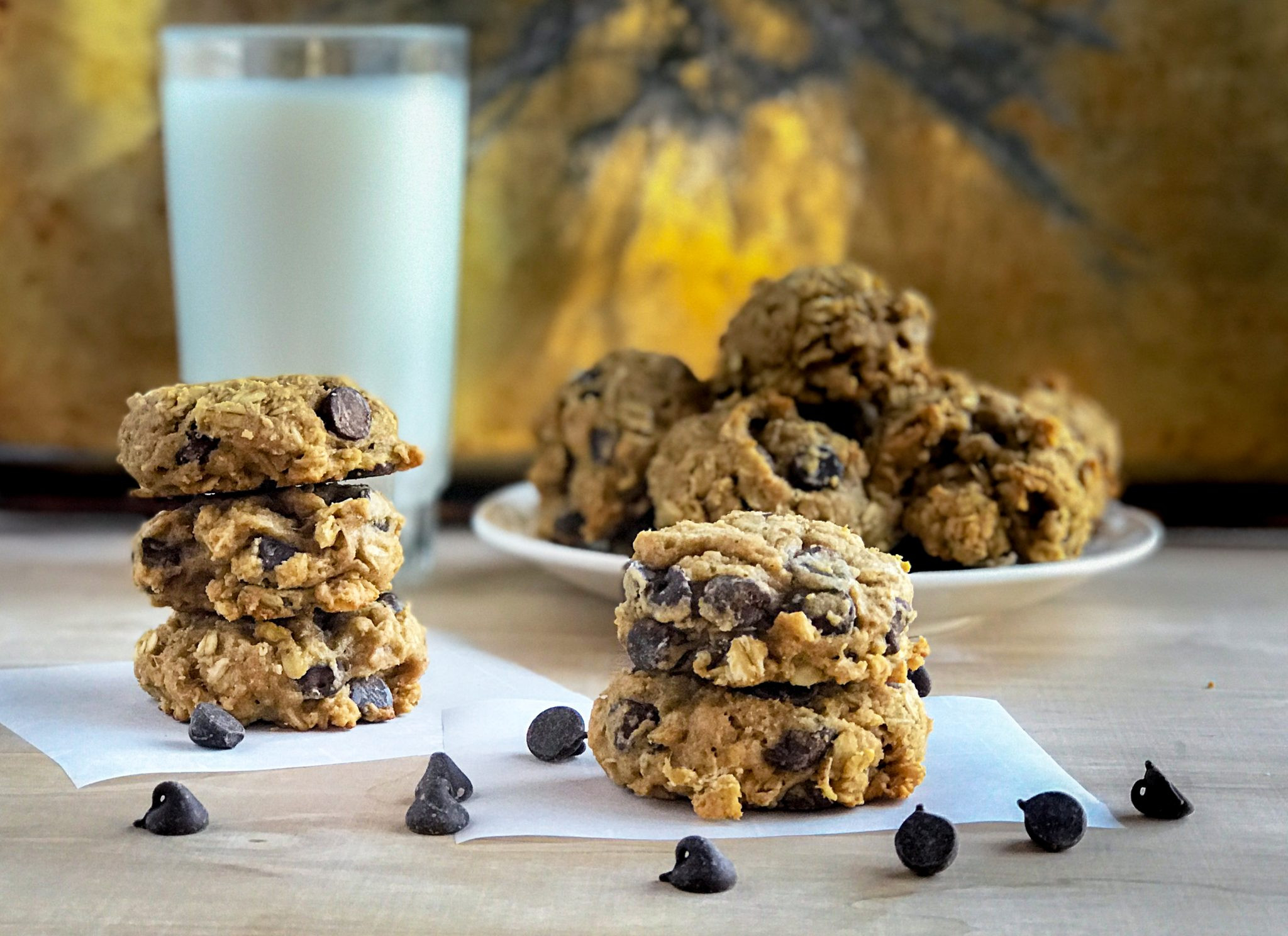 Healthy Peanut Butter Chocolate Chip Cookies  Healthy Peanut Butter Chocolate Chip Cookies 31 Daily