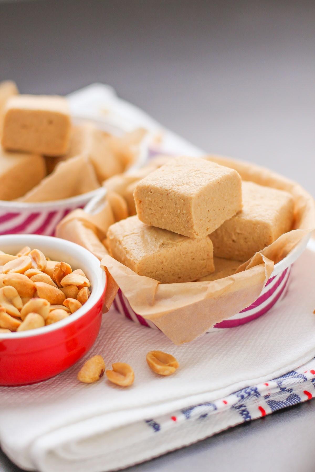 Healthy Peanut Butter Cookies 35 Calories  Healthy 35 calorie Peanut Butter Fudge sugar free low