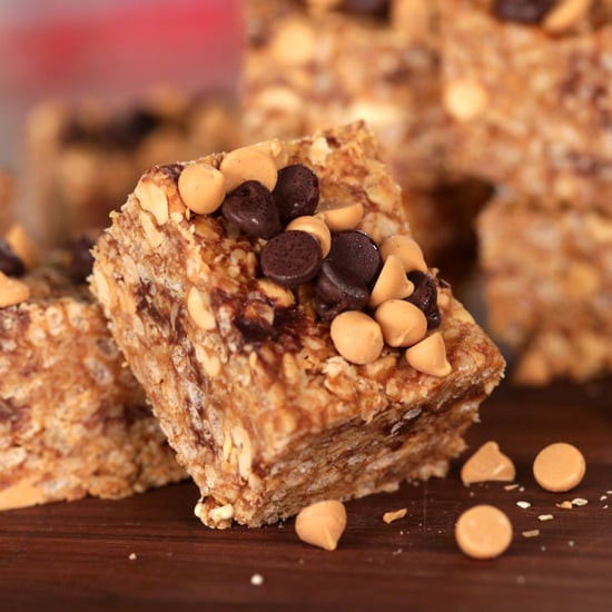 Healthy Peanut Butter Dessert Recipes  Aztec Fruit Bars Recipe