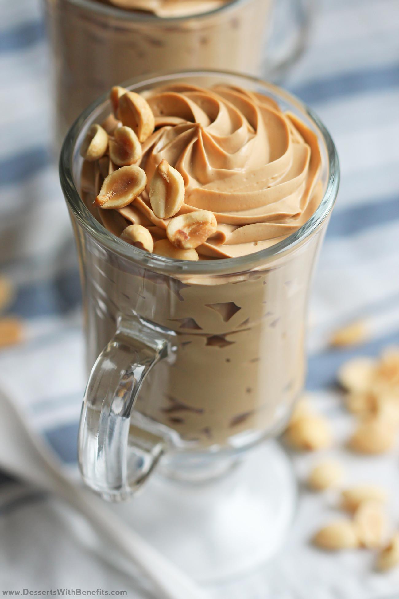 Healthy Peanut butter Desserts Best 20 Healthy Peanut butter Mousse Recipe