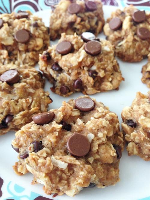 Healthy Peanut Butter Oatmeal Cookies Recipe  Healthy Peanut Butter Oatmeal Cookies recipe