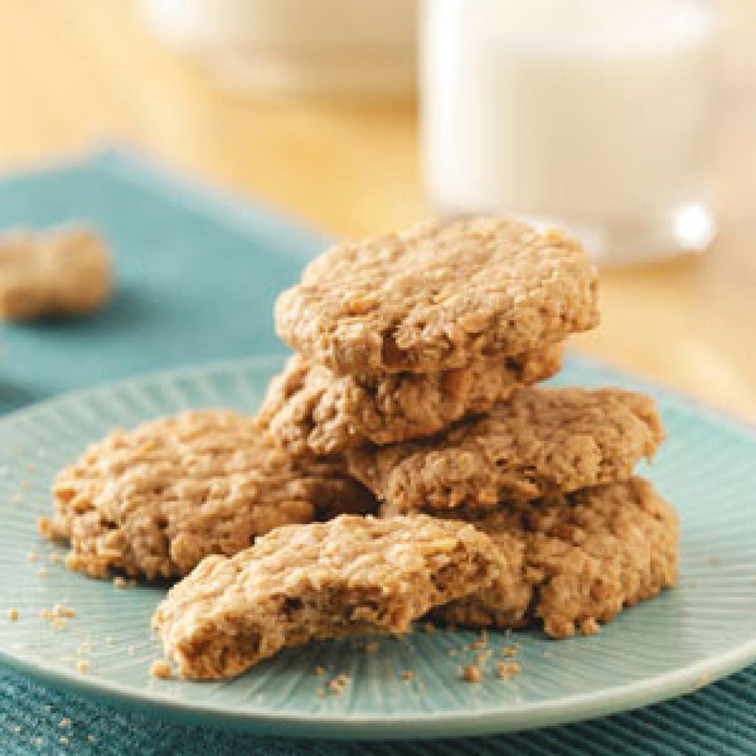 Healthy Peanut Butter Oatmeal Cookies Recipe  Peanut Butter Oatmeal Cookies Recipe — Dishmaps