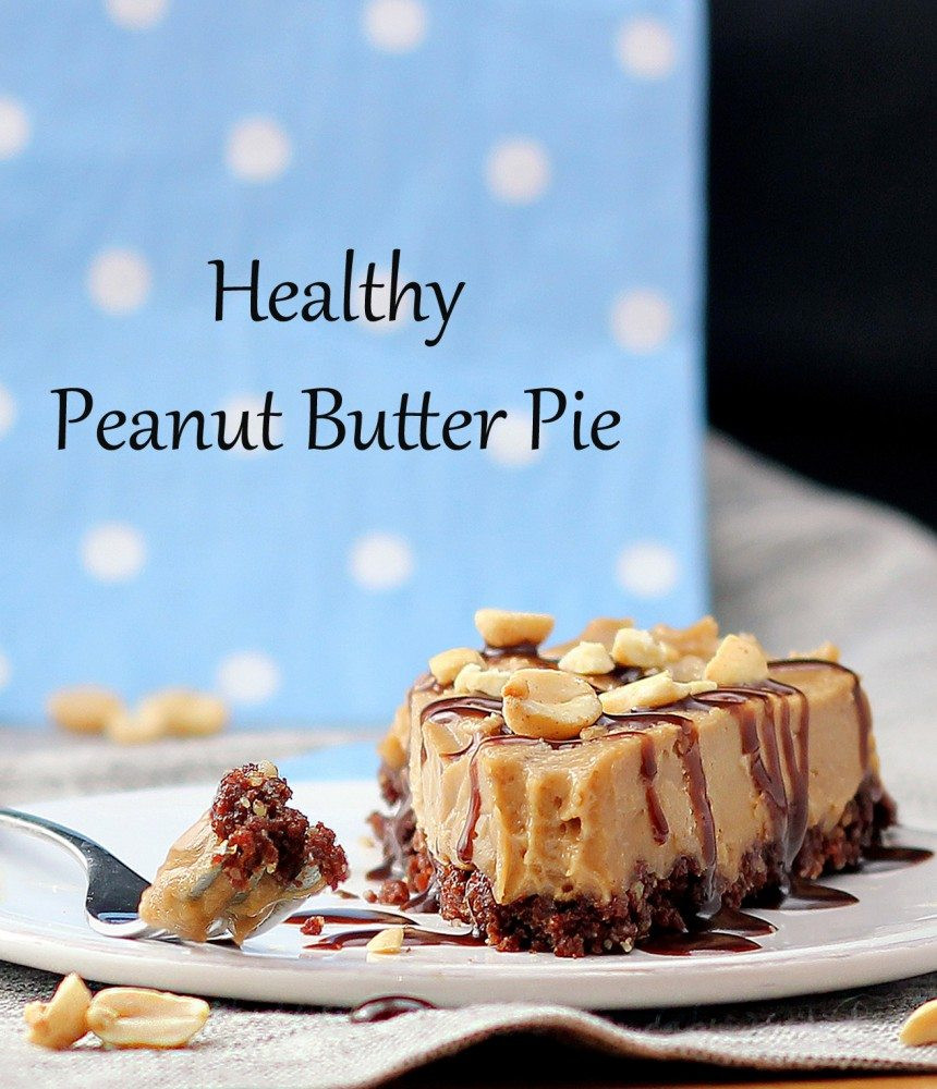 Healthy Peanut butter Pie Best 20 Healthy Banana Recipes Chocolate Covered Katie