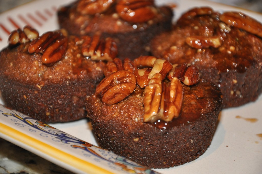 Healthy Pecan Pie  Healthy Pecan Pie Muffins Be Well With Arielle