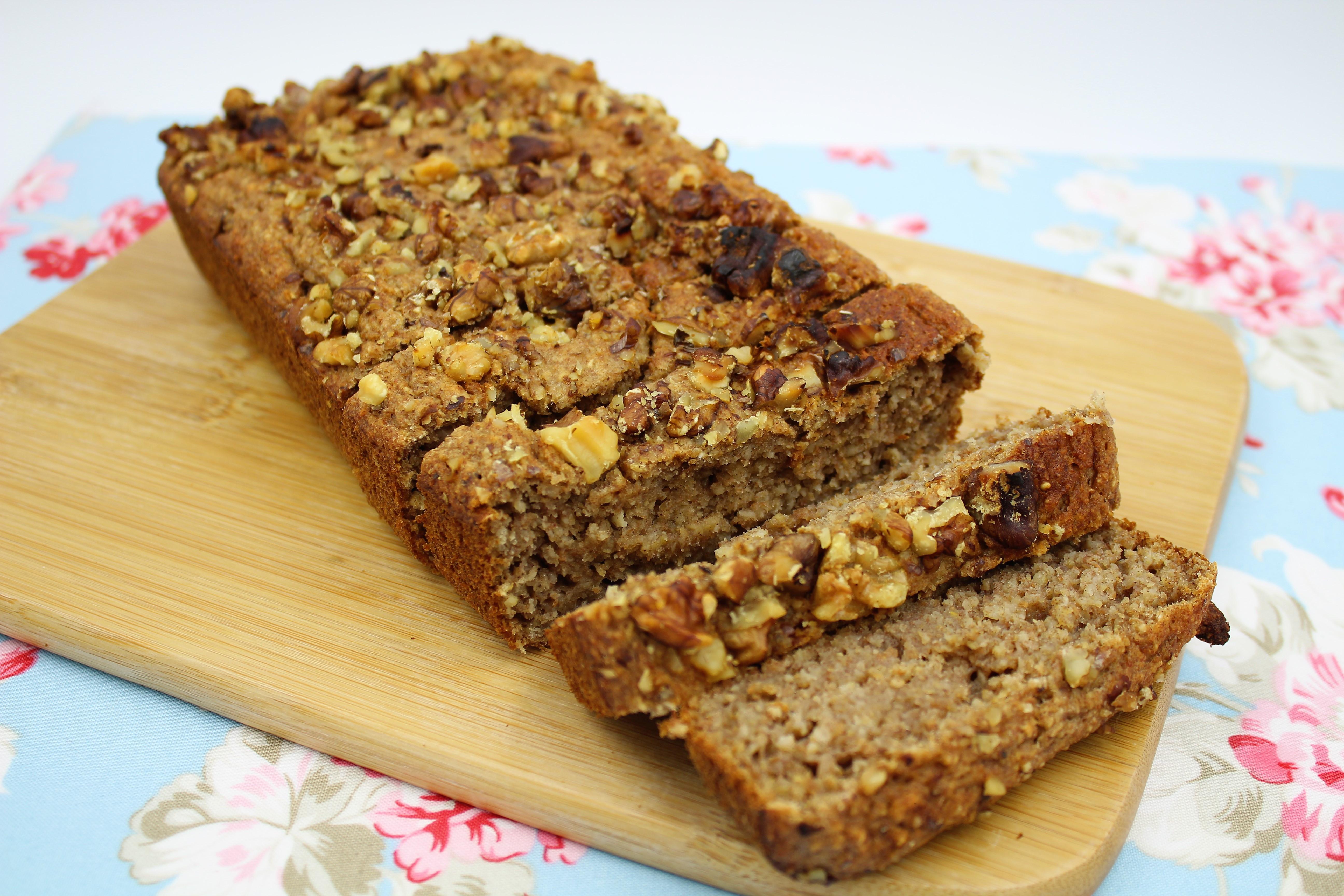 Healthy Persimmon Bread  Persimmon Banana Bread Untainted Tastes