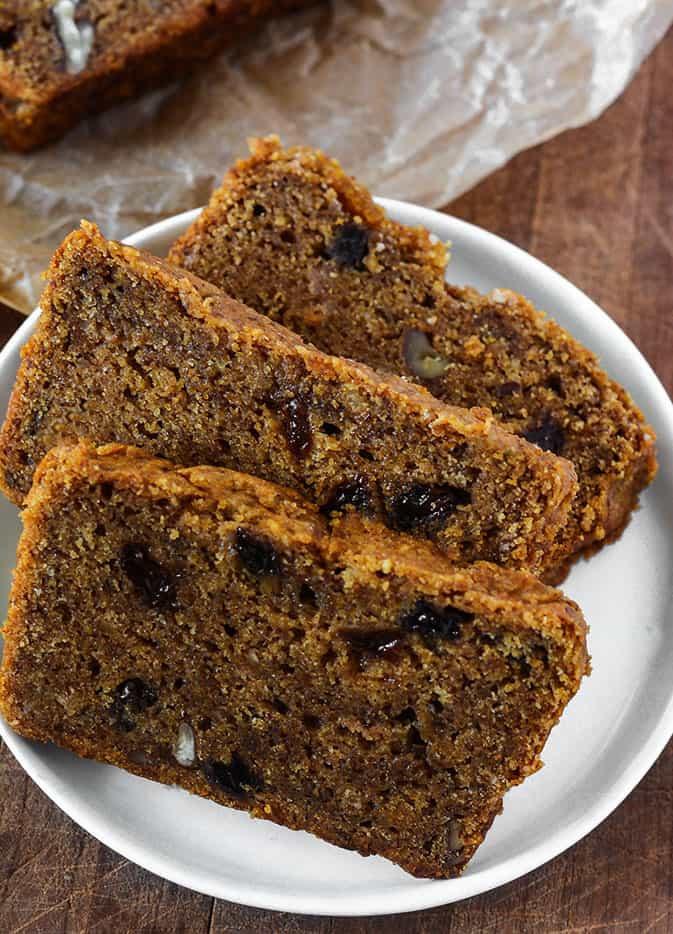 Healthy Persimmon Bread  Vegan Persimmon Bread Recipe