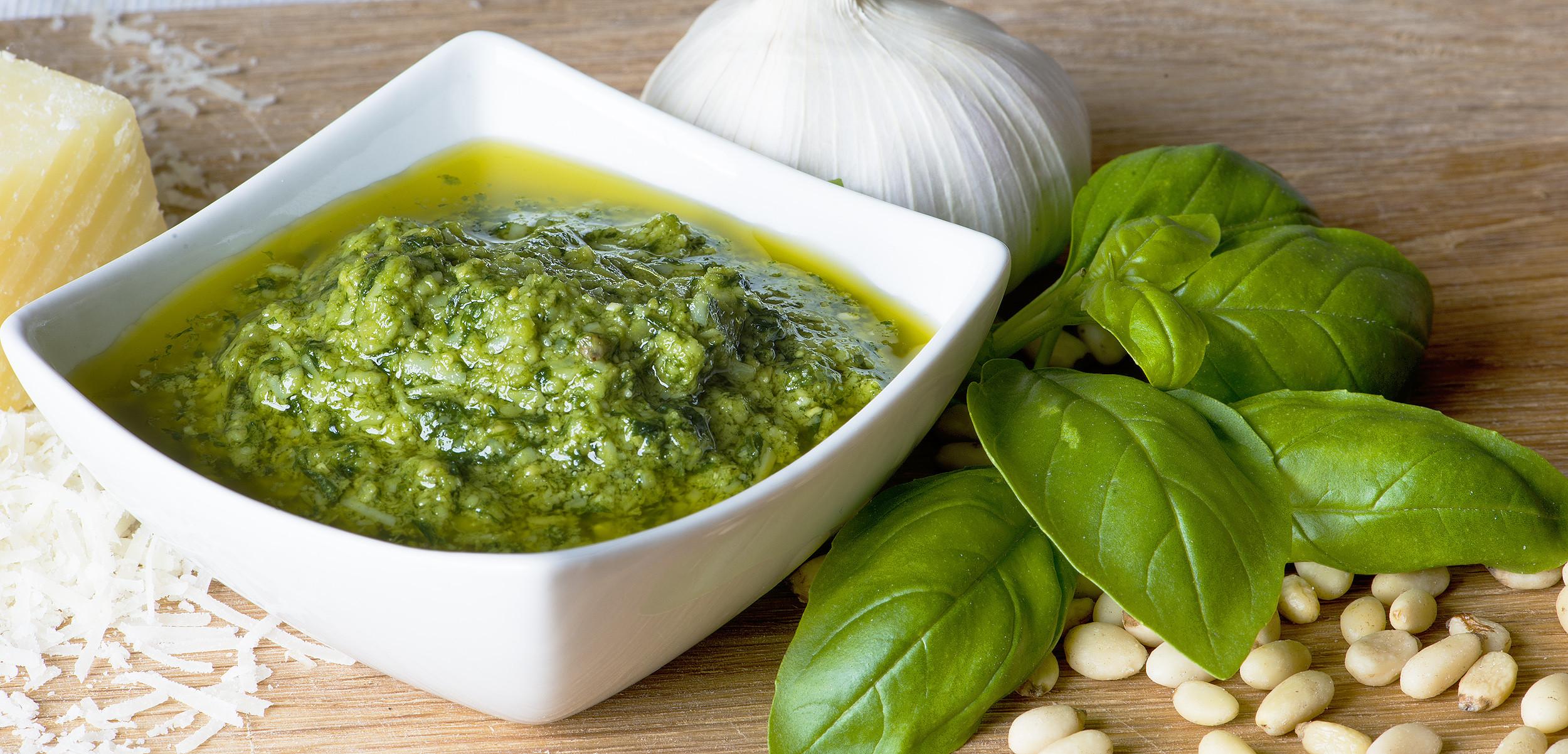Healthy Pesto Sauce  Make Your Own Healthy Pesto Sauce