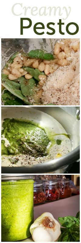 Healthy Pesto Sauce  9423 best Healthy Recipes images on Pinterest