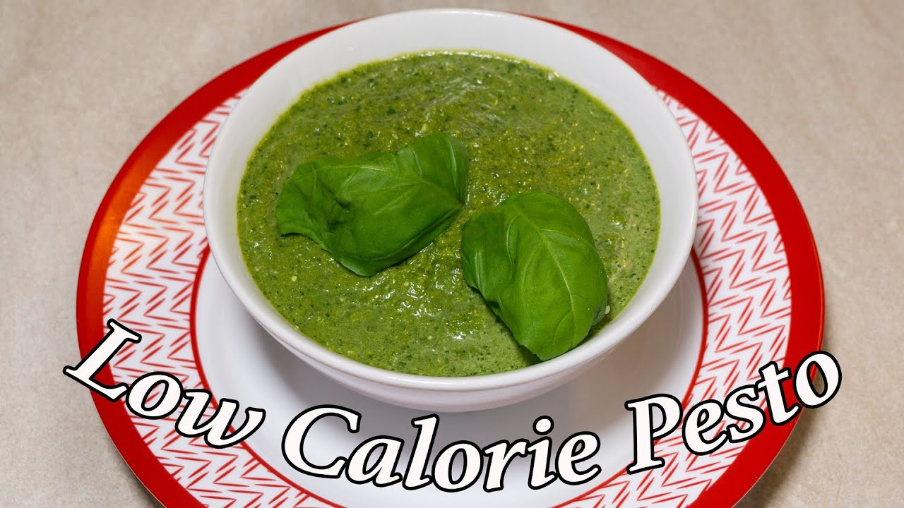 Healthy Pesto Sauce  healthy homemade pesto