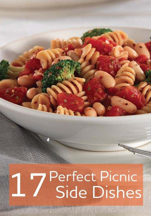 Healthy Picnic Side Dishes  healthy picnic side dishes
