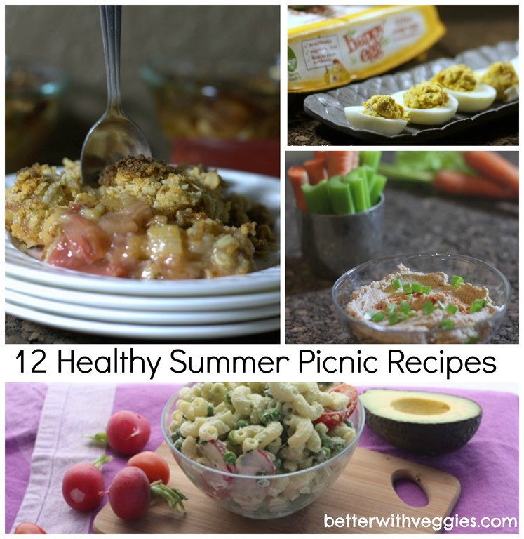 Healthy Picnic Side Dishes  12 Healthy Summer Picnic Recipes