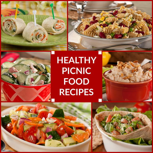 Healthy Picnic Side Dishes  Healthy Picnic Food Recipes