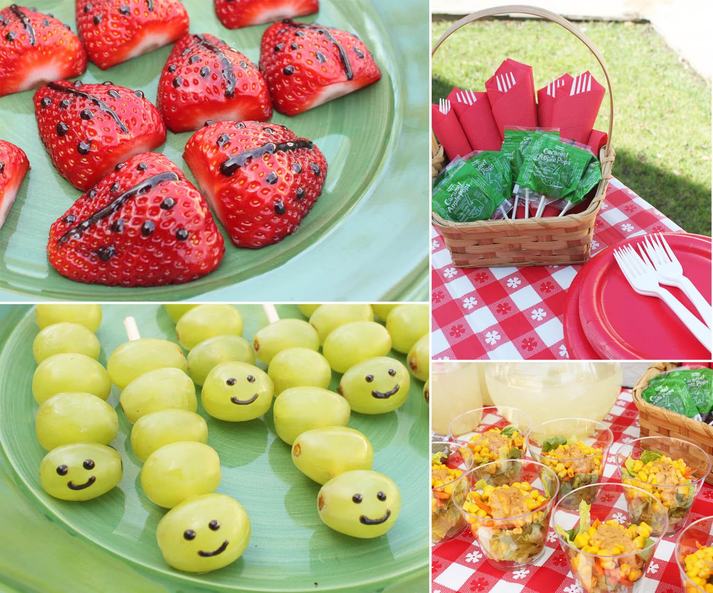 Healthy Picnic Snacks  Fun Picnic Snacks – misshelenista