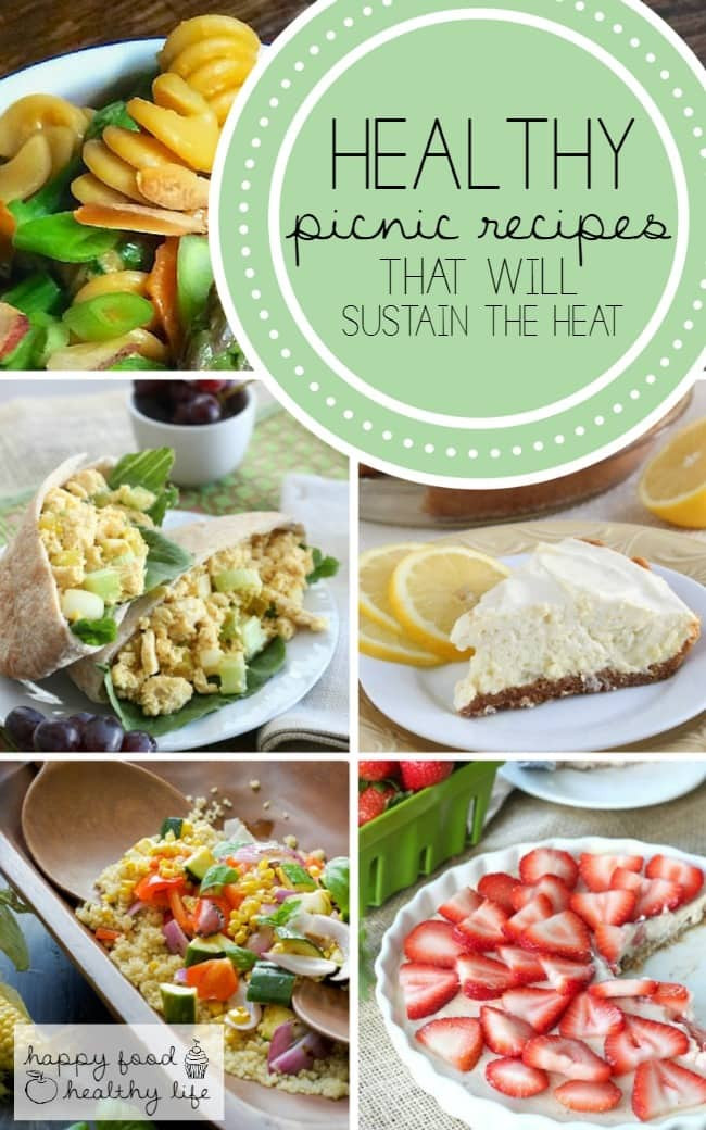 Healthy Picnic Snacks  Healthy Picnic Recipes that Sustain the Heat