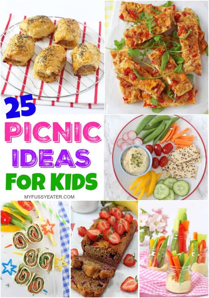 Healthy Picnic Snacks  25 of the Best Picnic Food Ideas for Kids My Fussy Eater