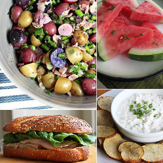 Healthy Picnic Snacks  Healthy Picnic Recipes
