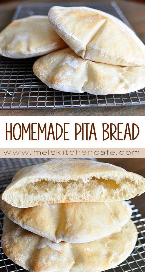 Healthy Pita Bread Brands  Homemade Pita Bread Opskrift