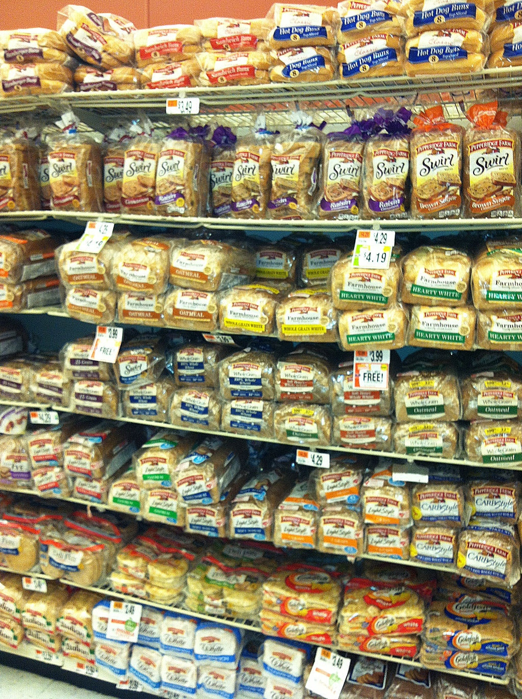 Healthy Pita Bread Brands  How to Be e a Food Label Expert Healthy Breads