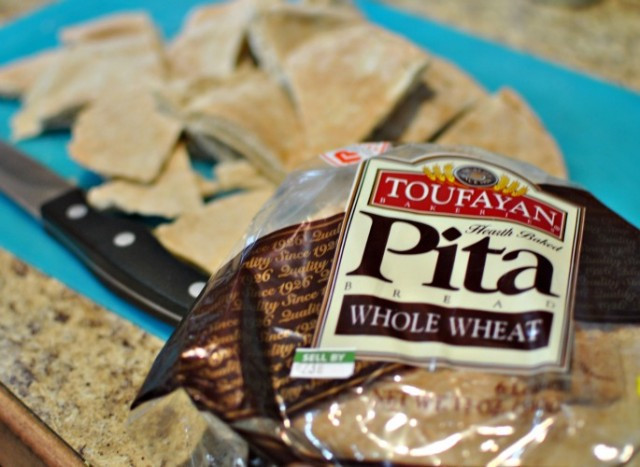 Healthy Pita Bread Brands  Healthy Pita Chips Becky s Best Bites
