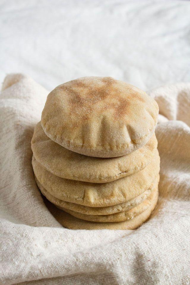 Healthy Pita Bread Recipe  Best 25 Pita bread recipes ideas on Pinterest