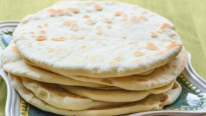 Healthy Pita Bread Recipe  Healthy Pita Bread Recipe No Yeast Required