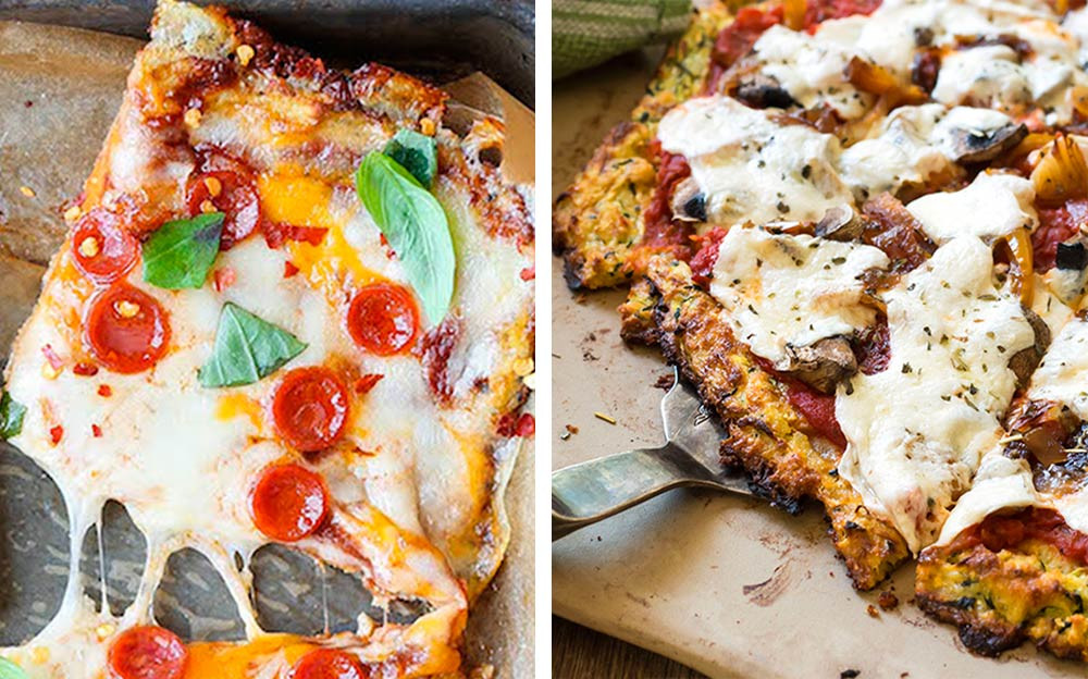 Healthy Pizza Dough  Healthy Pizza Crust Recipes that Won t Kill Your Diet