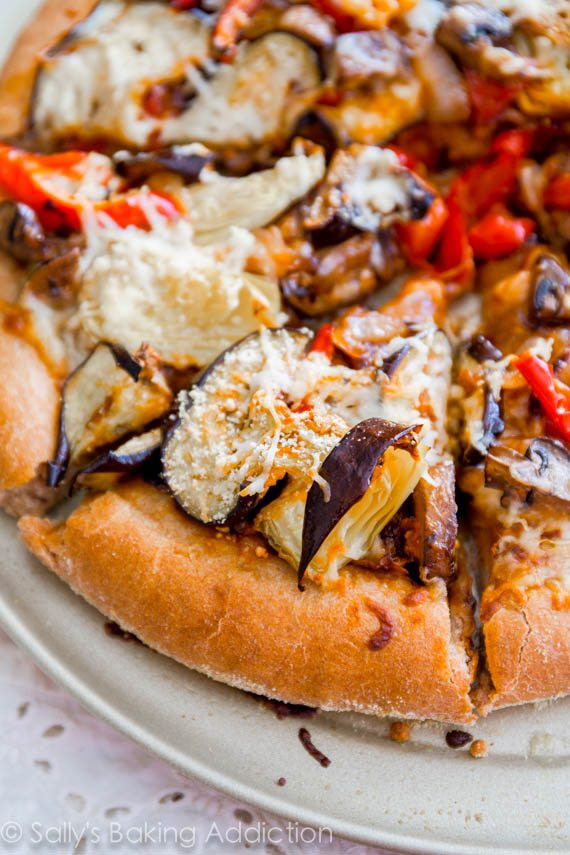 Healthy Pizza Dough Recipe  Homemade Whole Wheat Pizza Crust Recipe