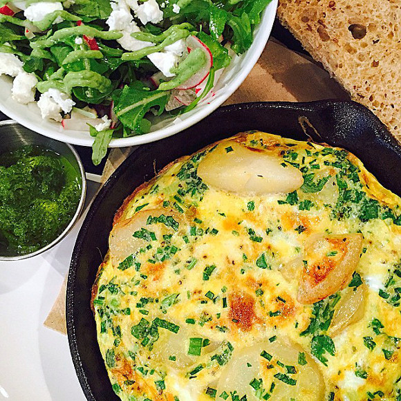 Healthy Places To Eat Breakfast  5 Restaurant Inspired Healthy Breakfast Ideas For Athletes