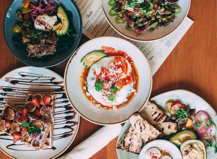 Healthy Places To Eat Breakfast  The Best Healthy Brunch Spots in San Diego Right Now