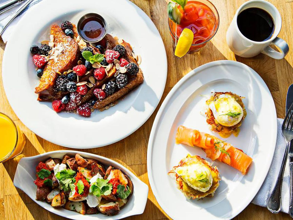 Healthy Places To Eat Breakfast  13 All Day Breakfast Restaurants Around D C Eater DC