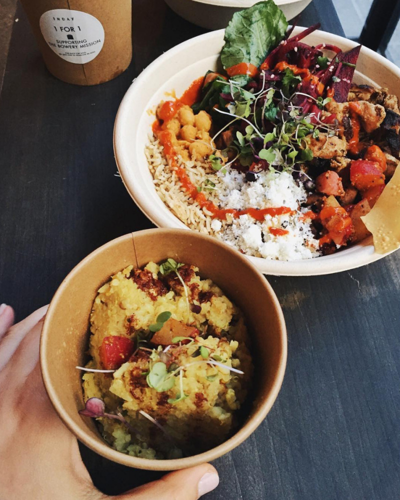 Healthy Places To Eat Breakfast  Healthy NYC Guide 9 Best Places To Eat