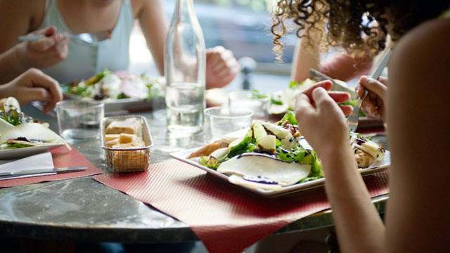 Healthy Places to Eat Dinner 20 Ideas for Restaurant Meals Higher In Calories Than Fast Food