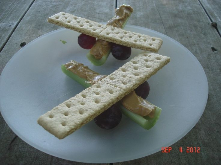Healthy Plane Snacks  17 Best images about Plane Themed Birthday Party on