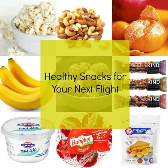 Healthy Plane Snacks  My Favorite Healthy Travel Snacks My Healthy Happier Life