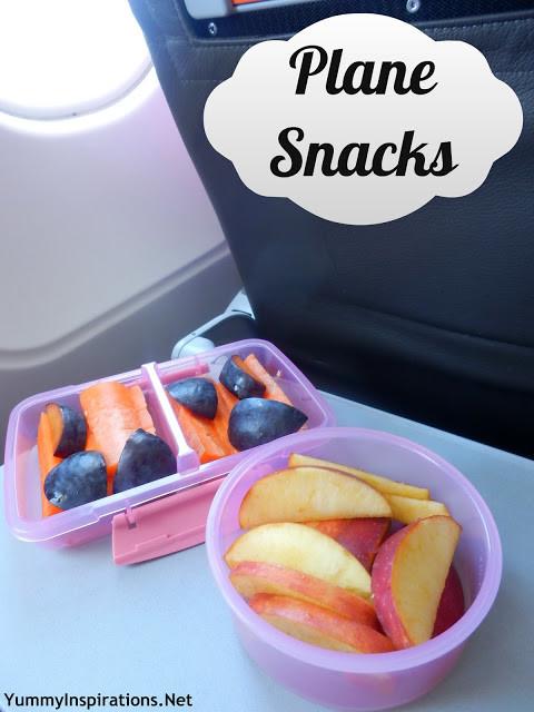 Healthy Plane Snacks  Plane Snacks Yummy Inspirations