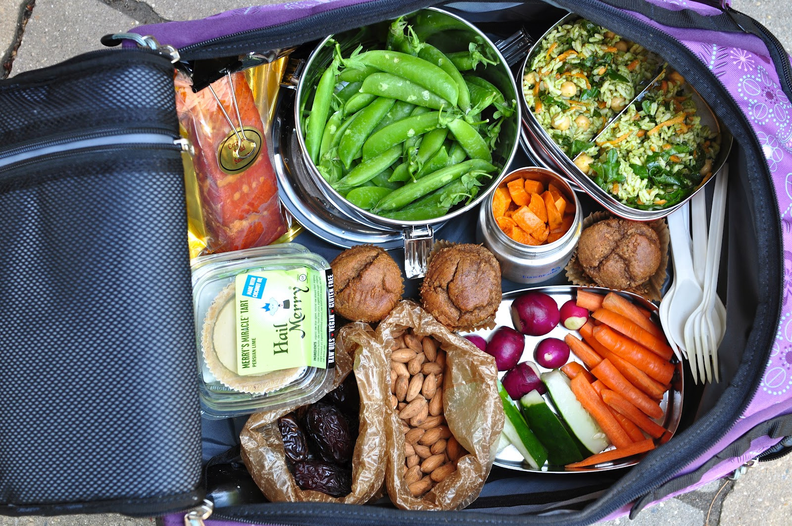 Healthy Plane Snacks  Nourishing Meals Packing Healthy Food for Air Travel