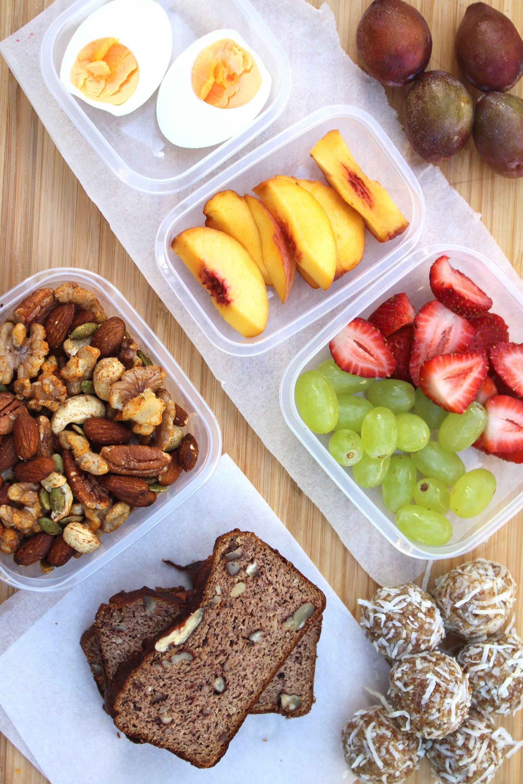 Healthy Plane Snacks  Real Food For Plane Flights