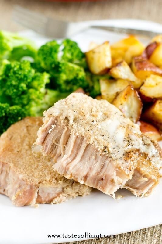 Healthy Pork Chop Slow Cooker Recipes  Paleo Slow Cooker Pork Chops A Healthy forting Dinner