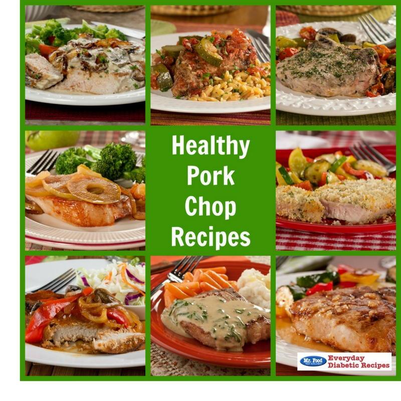 Healthy Pork Chops  8 Healthy Pork Chop Recipes