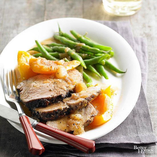 Healthy Pork Loin Slow Cooker Recipes  Easy and Healthy Slow Cooker Recipes